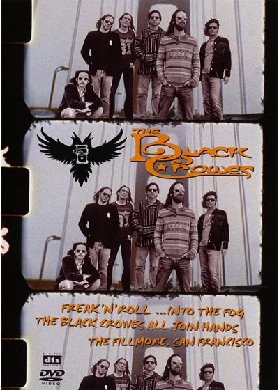 The Black Crowes - Freak'n'Roll ...Into The Fog - DVD