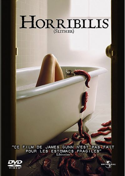 Horribilis (Slither) - DVD