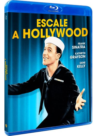 Escale à Hollywood - Blu-ray