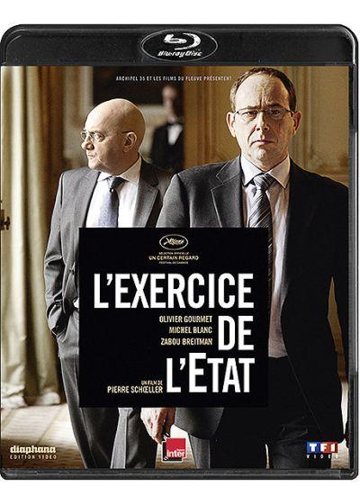 DVDFr - L'Exercice de l'État - Blu-ray