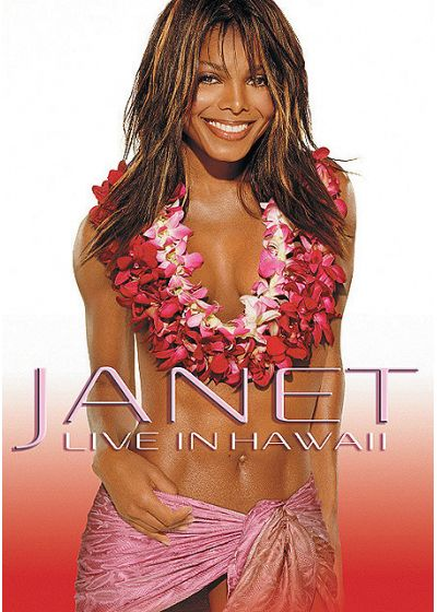 Jackson, Janet - Live In Hawaii - DVD