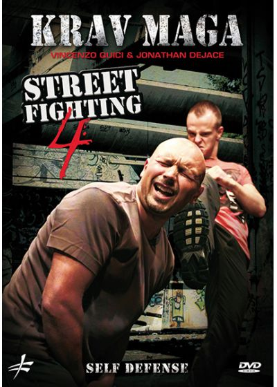 Krav Maga Street Fighting - Vol. 4 - DVD