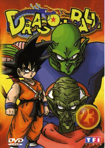 Dragon Ball - Vol. 23 - DVD