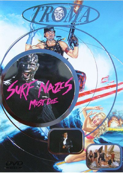 Surf Nazis Must Die - DVD