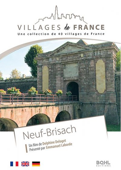 Villages de France volume 26 : Neuf-Brisach - DVD