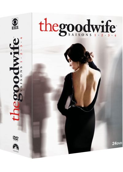 The Good Wife - Saisons 1 à 4 - DVD