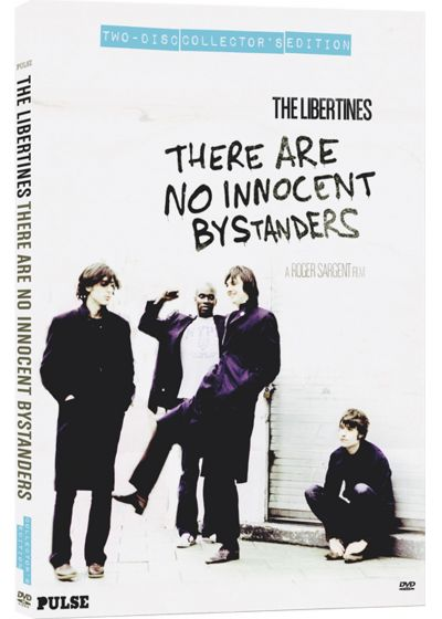 The Libertines - There Are No Innocent Bystanders (Édition Collector) - DVD