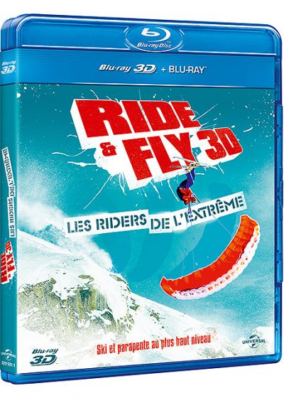 Ride & Fly (Blu-ray 3D) - Blu-ray 3D