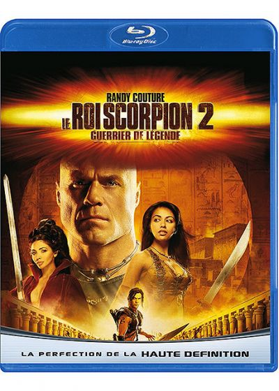 Le Roi Scorpion - Guerrier de légende - Blu-ray