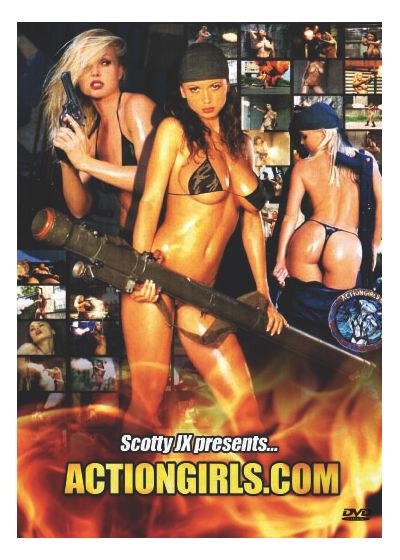 Actiongirls.com - DVD