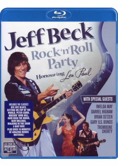 Jeff Beck : Rock'n'Roll Party Honouring Les Paul - Blu-ray