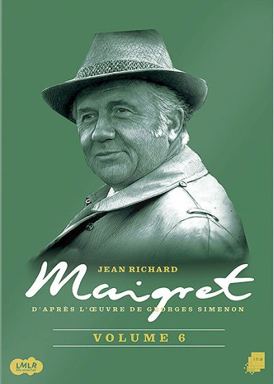 Maigret - Jean Richard - Volume 6 - DVD