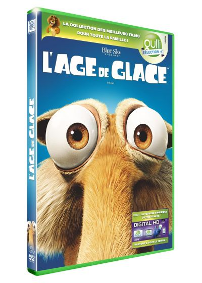 L'Âge de glace (DVD + Digital HD) - DVD