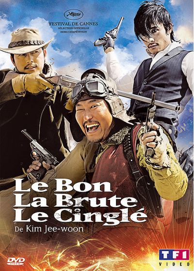 Le Bon, la Brute, le Cinglé (Édition Simple) - DVD