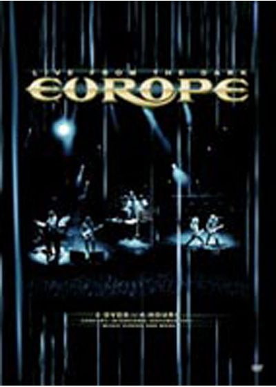 Europe - Live from the Dark - DVD