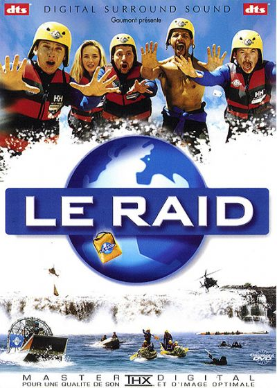 Le Raid (Édition Single) - DVD