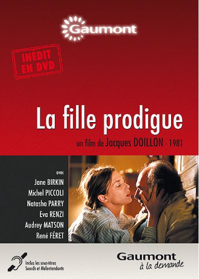 La Fille prodigue - DVD