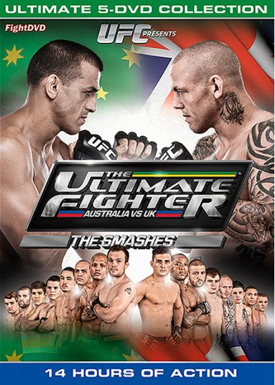 UFC : The Smashes Australia vs UK - DVD