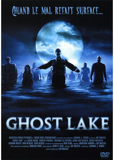 Ghost Lake - DVD