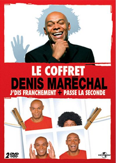 Maréchal, Denis - Coffret - J'dis franchement ! + Passe la seconde ! - DVD