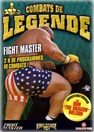 Combats de légende - Fight Master - DVD