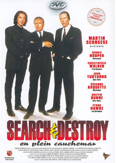 Search and Destroy - DVD
