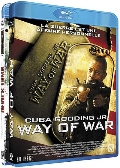 Devil's Tomb + Way of War (Pack) - Blu-ray