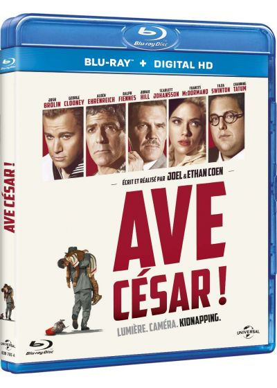 Ave César ! (Blu-ray + Copie digitale) - Blu-ray