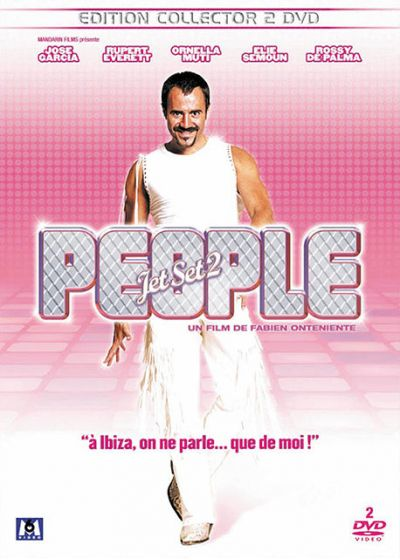 People (Jet Set 2) (Édition Collector) - DVD