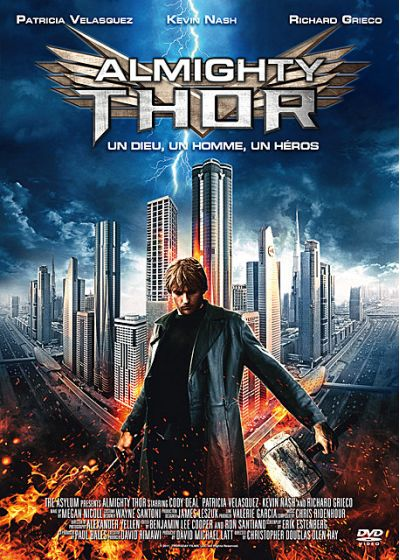 Almighty Thor - DVD