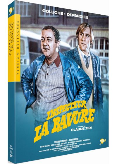 Inspecteur La Bavure (Édition Collector Blu-ray + DVD) - Blu-ray
