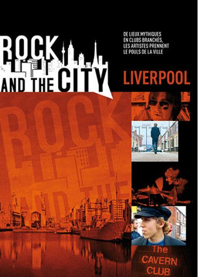 Rock and the City - Liverpool (DVD + CD) - DVD