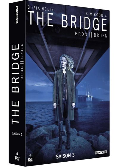 The Bridge (Bron / Broen) - Saison 3 - DVD