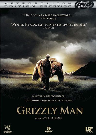 Grizzly Man (Édition Prestige) - DVD