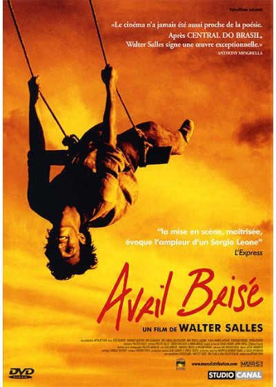 Avril brisé - DVD