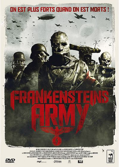 Frankensteins Army - DVD