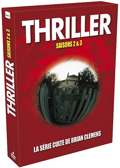Thriller - Saisons 2 & 3 - DVD