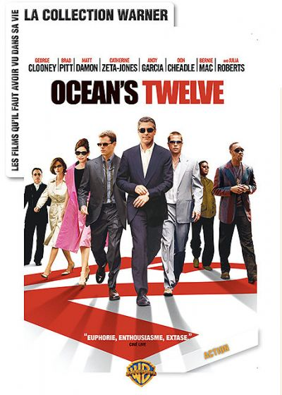 Ocean's Twelve (WB Environmental) - DVD