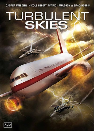 Turbulent Skies - DVD