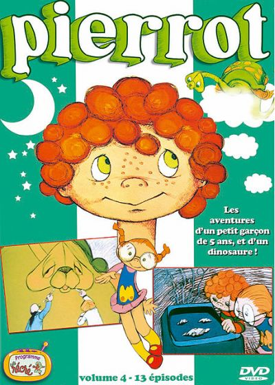 Pierrot - Vol. 4 - DVD