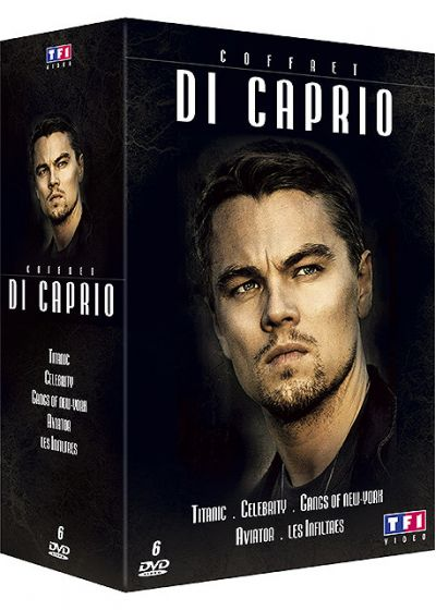 Coffret Di Caprio (Pack) - DVD