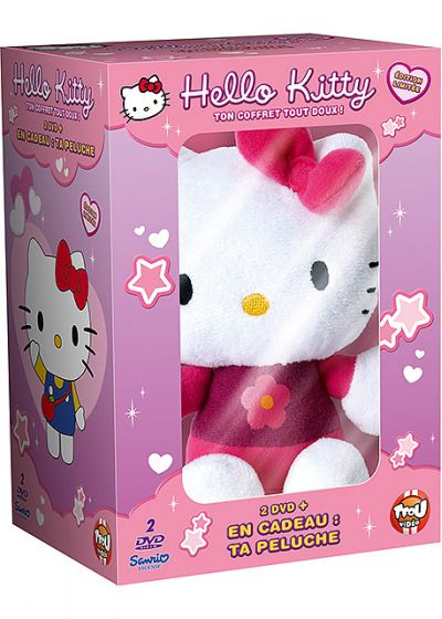 Hello Kitty - Coffret 2 DVD + peluche (+ 1 Peluche) - DVD