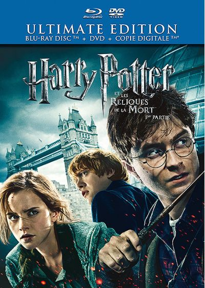 Harry Potter et les Reliques de la Mort - 1ère partie (Ultimate Edition - Blu-ray + DVD + Copie digitale) - Blu-ray