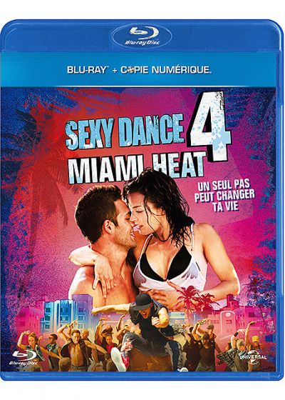 Sexy Dance 4 : Miami Heat - Blu-ray