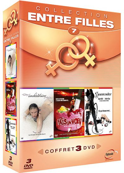 Collection Entre filles - 7 - DVD