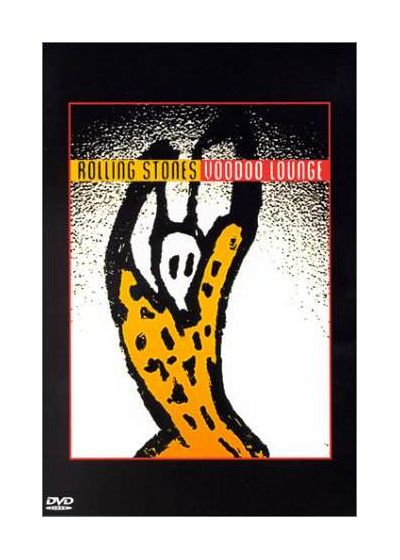 The Rolling Stones - Voodoo Lounge - DVD