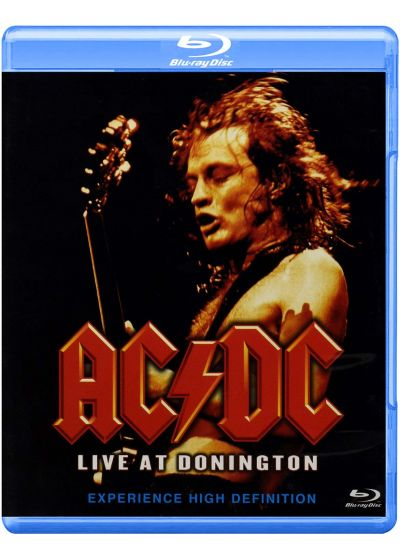 AC/DC - Live at Donington - Blu-ray