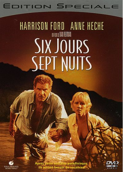 Six jours sept nuits - DVD