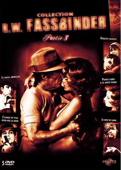 Collection R.W. Fassbinder - Partie 3 - DVD