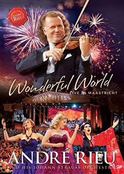 André Rieu : Wonderful World Live in Maastricht - DVD